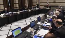 NBN: لا جلسة لمجلس الوزراء الخميس المقبل