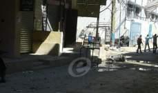 النشرة: جريح في حادثي اطلاق نار بمنطقة التعمير وحي حطين في عين الحلوة