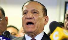 حملة سامي عنان تعلن احتجازه بعد استدعائه للتحقيق العسكري بمصر