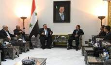 سفير كوبا في دمشق: على العالم توجيه الشكر لسوريا على مكافحتها الإرهاب