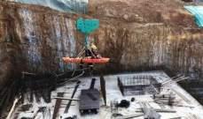 الدفاع المدني: وقوع ثلاثة جرحى سوريين اثر انهيار حائط في مزرعة يشوع
