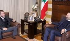 الحريري عرض مع جمالي لأوضاع طرابلس وبحث مع فتفت بآثار العاصفة على الضنية