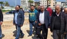 اسامة سعد طالب بتشغيل المستشفى التركي بصيدا