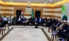 الصراف: الازمة الحالية في لبنان عابرة اما وحدة لبنان فهي دائمة