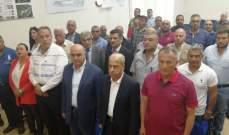 خير موفدا من الحريري ونواب تفقدوا أضرار العاصفة في جرود كسروان وجبيل