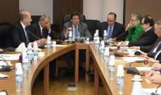 لجنة المال طلبت من مجلس الإنماء تحديد الأولويات للمشاريع المطلوب استكمالها بقيمة 94 مليون دولار