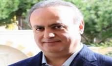 وهاب:الحريري أصبح أسير تعطيل سعودي والرئيس عون مستعجل لتطبيع العلاقات مع سوريا