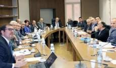 النشرة: اللجنة الفرعية المنبثقة عن لجنة الاشغال العامة تناقش مشروع قانون المياه