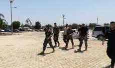 تدريب مشترك بين اليونيفيل الإيطالية وأمن الدولة بتقنيات المرافقة وحماية الشخصيات