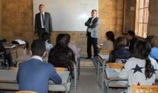 درويش جال على مدارس رسمية في طرابلس: لمتابعة الشؤون التربوية