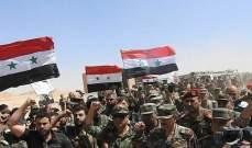 النشرة: مقتل عدد من عناصر الجيش السوري بانفجار بريف دير الزور