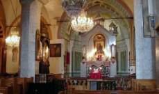 انتهاء ترميم كاتدرائية الـ40 شهيدا للارمن الارثوذكس في حلب القديمة