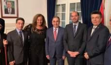 حسن مراد: العهد والحكومة يعملان لإعادة دور لبنان الاقتصادي الفعال