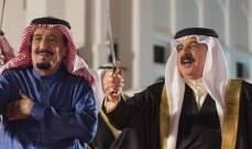 الملك السعودي يصل إلى البحرين في زيارة رسمية
