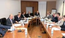 اللجنة الفرعية ناقشت مسألة الشراكة بين مجالس الأقضية والقطاع الخاص