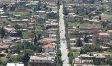 احتراق 3 خيم للنازحين في مخيم تم إخلاؤه في دير الأحمر