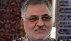 """تعيين نائب قائد مقر """"خاتم الانبياء"""" للدفاع الجوي الايراني"""