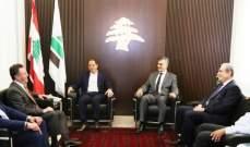 سامي الجميل بحث مع السفير الأرميني التطورات السياسية في لبنان والمنطقة