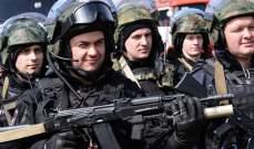 داخلية روسيا: انخفاض عدد جرائم الإرهاب بشمال القوقاز الروسية بنسبة 26 بالمئة
