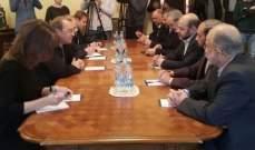 الفصائل الفلسطينية اتفقت على بيان مشترك عقب لقاء بموسكو يتضمن شروط استمرار الحوار الداخلي