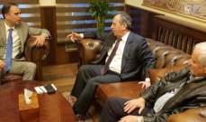 السيد: سنراجع قائد الجيش للتنازل عن 10 دونمات لبناء سراي محافظة بعلبك