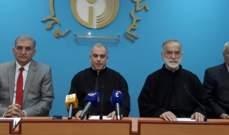 أبو كسم: لا خوف على لبنان وعلى المسيحيين فيه لأننا أرض تنبت قديسين