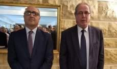 معيكي ممثلا وزير الثقافة: ندعم التشارك والتفاعل الفكري والادبي مع تونس