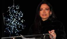 سكاف أهدت أنوار زحلة إلى القدس: لا نكون نحن إذا ارتضينا بالظلم