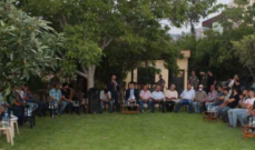 مصالحة في بلدة القرقف بين عائلتي التلاوي والرفاعي بحضور وليد البعريني