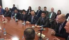 زعيتر: لبنان بحاجة ان يكون لكل أبنائه وقواه السياسية