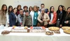 تخريج 400 طالب في مشروع دعم الشباب في الجامعة الأنطونية شمالا