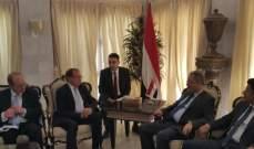 وفد الحكومة اليمنية يؤكّد انّ أسرى سعوديين مشمولون في اتفاق التبادل