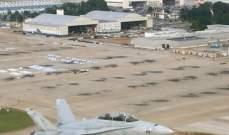 إطلاق نار داخل قاعدة للبحرية الأميركية يؤدي إلى إصابة جندية ومقتل المهاجم