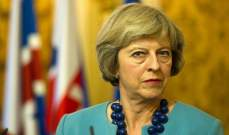 ماي: الاتحاد الأوروبي يريد اتفاقا بشأن الخروج في الخريف