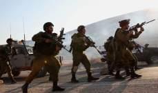 إصابة فلسطيني برصاص الجيش الاسرائيلي قرب جنين