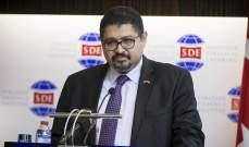 سفير السودان بأنقرة: سيتم تشكيل حكومة تكنوقراط في المرحلة الانتقالية