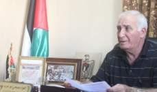 أبو عرب للنشرة: أبلغنا الجيش موقفنا الثابت بالحفاظ على أمن المخيمات