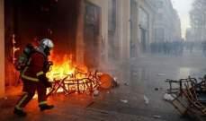 رئيس وزراء فرنسا: ستحظر الاحتجاجات في حال مشاركة جماعات متطرفة وعنيفة