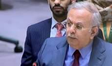 المعلمي لمجلس الأمن: السعودية ستتخذ تدابير عاجلة لمحاسبة المسؤول عن هجوم أبها