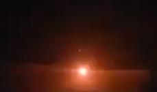 سانا: الطيران الاسرائيلي يغير على ريف حماة من فوق الأجواء اللبنانية
