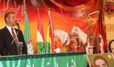 قبيسي: هناك من يسعى لضرب الوحدة الداخلية ولا يريد للوطن حكومة
