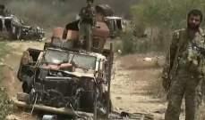 """مصدر عسكري لسبوتنيك: """"أنصار الله"""" يستعيدون سلسلة تباب شرق صنعاء"""