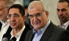 محمد رعد: لن نكون شهود زور على تضييع حقوق من يطالب بحقه