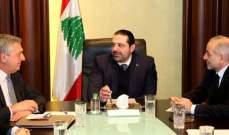 غراندي:تشجيع عودة اللاجئين لبلدهم سابق لأوانه ويجب تحقيق السلام بسوريا