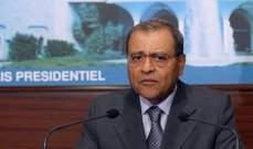وفاة الامين العام السابق لمجلس الوزراء سهيل بوجي