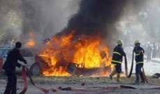مقتل زائر وإصابة 3 آخرين بانفجار عبوة ناسفة بمحافظة صلاح الدين العراقية