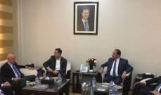 مراجع دبلوماسية للجمهورية: زيارة وزراء لسوريا لها ما يبررها في السياسة
