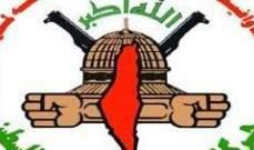 الجهاد الاسلامي: عملية عكا تؤكد استمرار المقاومة ضد الاحتلال الغاصب
