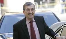 وصول جثمان ادغار معلوف إلى مطرانية بيروت للروم الكاثوليك