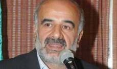 صفا وحايك يستعرضان وضع لبنان بعد الاستقالة وقضية المعتقلين الفلسطينيين